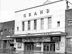 Whitehall Grand Cinema Collins Ave early Opened in 1954 with a 1000 seats Dublin Street, Dublin City, Old Pictures, Old Photos, Free Republic, Molly Malone, Old Irish, Ireland Homes, Dublin Ireland