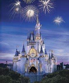 Brian proposed to me in front of this Castle on New Years Eve! When I said yes there were fireworks!!