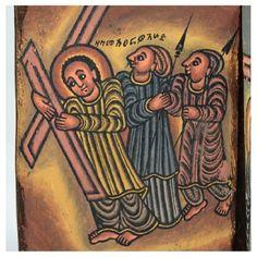 ethiopian orthodox art | Ethiopian Orthodox Icon