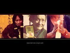 funny angry Tibetan girl