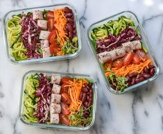 Overindulged this past weekend! Here's a SIMPLE idea to get back on track. Make a few each week! Ingredient ideas: Mixed greens – spinach, romaine lettuce & micro greens Nitrate free, high-quality T Clean Dinner Recipes, Clean Dinners, Lunch Recipes, Healthy Recipes, Clean Eating Diet Plan, Healthy Eating, Healthy Food, Clean Lunches, Clean Foods