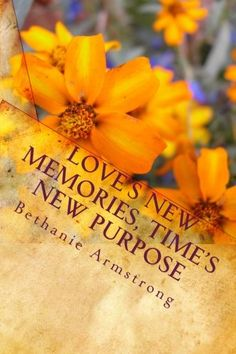$12.99-$12.99 Baby Love's New Memories, Times New Purpose - Welcome to the second chapter in Annalise and Dalton's life.  They are about to get married and Dalton is about to take the first step in his medical career.  As Annalise and Dalton prepare for their new life together, Elaina and Delta are suddenly faced with a new challenge of their own.  It's September, school has been in session for  ...
