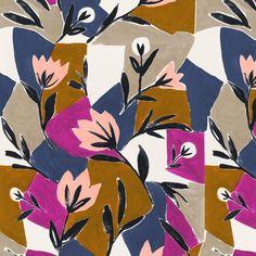 Aerial Floral by Megan Galante