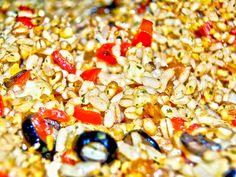 Il Cucchiaio di Giada | Insalata ai 3 cereali