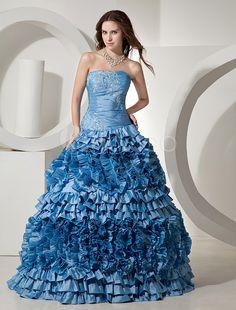 #Milanoo.com Ltd          #Quinceanera Dresses      #Noble #Blue #Taffeta #Strapless #Floor #Length #Prom #Dress                  Noble Sky Blue Taffeta Strapless Floor Length Prom Dress                                                http://www.snaproduct.com/product.aspx?PID=5682347