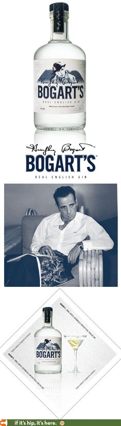 Rok Launches Bogart's Botanically infused Real English Gin PD
