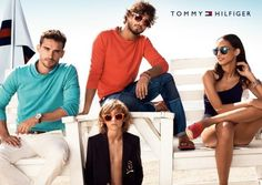 Tommy Hilfiger S/S 14 Main Campaign (Tommy Hilfiger)