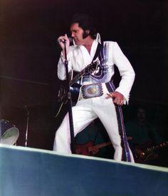 Elvis Presley - June 15, 1974 Fort Worth, TX.