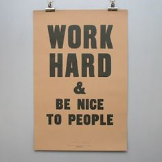 Rule of life...