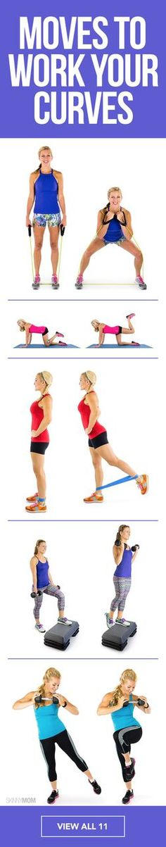 11 core exercises for a total-body workout!