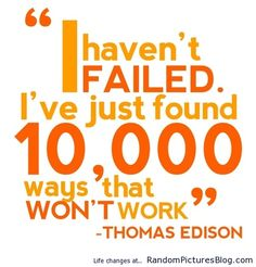 Thomas edison - Keep searching for the ways that WORK - growth mindset quotes for entrepreneurs Math Quotes, Now Quotes, Science Quotes, Classroom Quotes, Quotes For Kids, Great Quotes, Motivational Quotes, Life Quotes, Inspirational Quotes