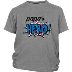"Papa's Hero ""Tee"""
