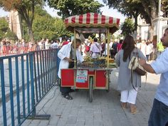 Street eats in Istanbul