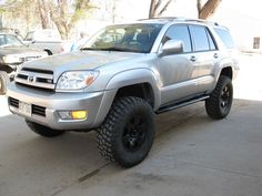 4Runner Off Road | Home :: fabrication :: full turn key vehicles :: 2004 Toyota 4runner