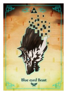 Legend of Zelda Twilight Princess wolf Link 5x7 print