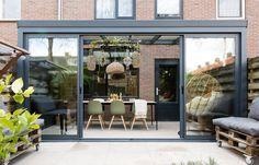 Verasol Profiline Überdachung | Entdecken Sie grenzenlose Möglichkeiten Pergola Patio, Backyard, Gazebo, Dream Garden, Home And Garden, Casa Loft, Outdoor Seating, Outdoor Decor, Inspired Homes