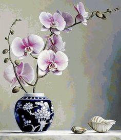 teaspoon heaven ♡ com - Art Floral, Floral Drawing, Realistic Drawings, Flower Images, Lovers Art, Art Images, Flower Pots, Floral Arrangements, Art Decor