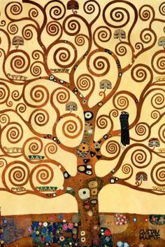 L'albero della vita Stampa artistica