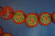 Pebbles Flinstone Birthday Banner by LollipopParty on Etsy, $23.00