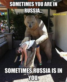Funny Meme About Russia