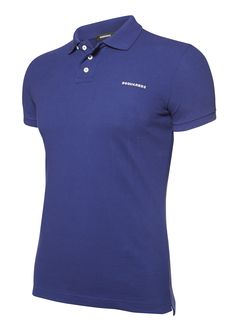 DSquared Blue polo Shirt from Filati