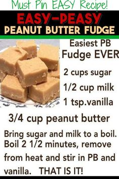 EASY Christmas dessert recipes (this easy Christmas fudge is one of our Top 10 Christmas desserts - perfect for a Christmas party or get together Holiday gathering. or as homemade gifts for your neighbors, friends, co-workers etc). This EASY peanut butt Dessert Party, Dessert Haloween, Christmas Fudge, Christmas Desserts Easy, Christmas Parties, Christmas Treats, Peanuts Christmas, Easy Christmas Crafts, Dessert Simple
