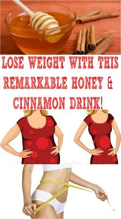 We are all aware of the healing properties of both, honey and cinnamon. In addition, they have delicious taste and high nutritional value. These two beneficial ingredients should be part of everyone's regular diet. Cinamon And Honey, Honey Cinnamon Drink, Cinnamon Weightloss, Start A Diet, Health World, Diets For Women, Proper Diet, Natural Health Remedies, Weight Loss Drinks