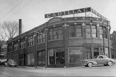 Locust St Cadillac