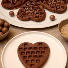 Čokoládové wafle