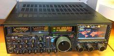 YAESU FT dx 9000