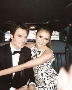 Ian and Nina, ah love them.