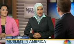 "Chuck Todd asked if ISIS was preaching a strain of Islam.  ""I would say that ISIS wants us to think so,"" Ms. Mogahed replied. ""And I think that is the real anger here. What ISIS wants the narrative to be is that they are the true Muslims. They are standing with true Islam. Everyone else, people like me and Asra are the apostates. If we give into their narrative, we are actually doing their propaganda for them. I think we should really take that to heart and think long and hard about it."""