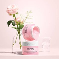 Sorbet, Rose Face Mask, Perfume, Even Skin Tone, Wedding Beauty, Smooth Skin, Beauty Routines, Cosmetics, Packaging