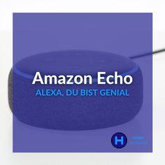 Der Amazon Echo als Sprachassistent kann dir im Alltag bei vielen Aufgaben behilflich sein. Gerade der Amazon Echo Dot lässt sich dabei sehr unauffällig in die Umgebung integrieren und erfüllt seine Aufgaben sehr zuverlässig. Mit dem Amazon Echo Show kannst du sogar Netflix und Prime Video ansehen, während du in der Küche ein leckeres Essen zauberst. Der Amazon Echo Studio sorgt währenddessen im Nebenraum für die restliche Familie für ein grandioses Klangerlebnis dank 3D-Audio. Amazon Echo, Alexa Echo, Netflix, Audio, Videos, 3d, Environment, Yummy Food