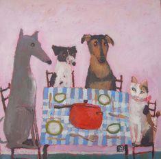 A Dog's Dinner - Vanessa Cooper