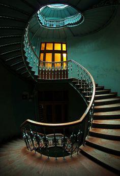 Spiral Staircase, Poland