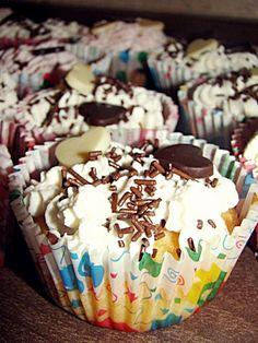 Cupcakes - sweet food.