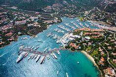 Yacht Club Costa Smeralda, Porto Cervo. — Luxury Yacht Charter ...