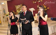 Servicio de música para bodas, celebraciones religiosas; coro para bodas. Coro Cantaré