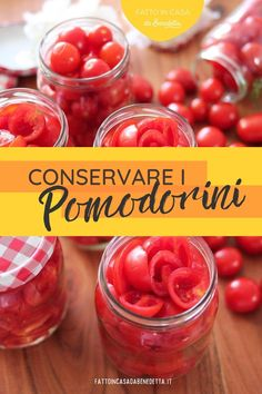 Preserves, Canning, Vegetables, Food, Winter Time, Preserve, Tomatoes, Kitchens, Recipes