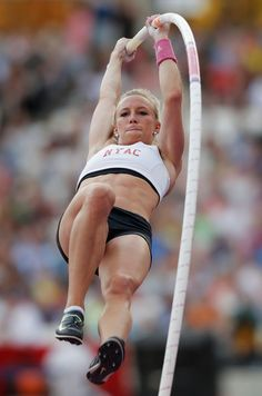 mary saxer pole vault - Google Search