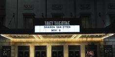 Photos of Sharon Van Etten at The Taft Theatre :: KP Photography