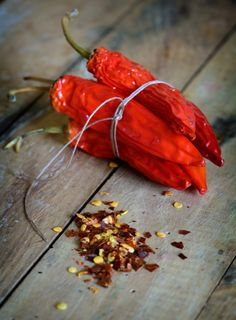 Don't be deterred by their fiery natures – chillies can add a world of flavour to your cooking, as Sarah La Touche explains.