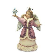 Enesco Jim Shore Victorian Angel Ornament