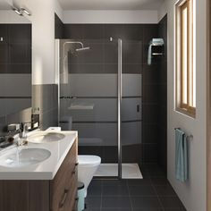 Renueva tu baño - Leroy Merlin Merlin, Ideas Para, Interior Architecture, Bathroom Lighting, Bathtub, Mirror, Interiors, Furniture, Home Decor