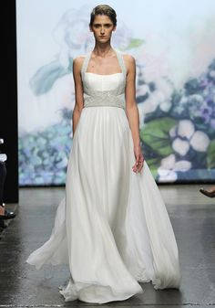 oh, well done. | Monique Lhuillier Bridal Fall 2012 Collection