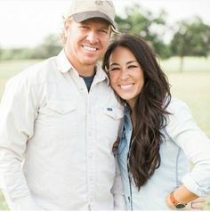 Chip & Joanna Gaines of Fixer Upper can decorate my home anytime.