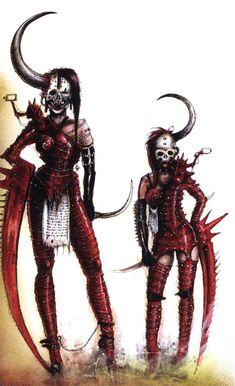 Femme Militant gothic punk