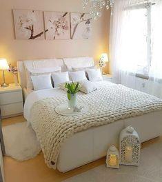 Interior Home Design Trends For 2020 - New ideas Home Decor Bedroom, Living Room Decor, Bedroom Ideas, Clean Bedroom, Bedroom Designs, Beautiful Bedrooms, Interior Design Living Room, Girls Bedroom, Master Bedroom