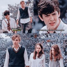 I want them to be in the future marina movies so bad! My heart aches for the time when they filled my childhood with happiness and hope and magic Peter Pevensie, Edmund Pevensie, Narnia Movies, Narnia 3, The Avengers, Chronicles Of Narnia, Cs Lewis, Book Fandoms, Great Movies